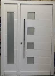 Exterior Wooden Door Model 043 Custom Meranti Wood Exterior Door Modern Home Luxury