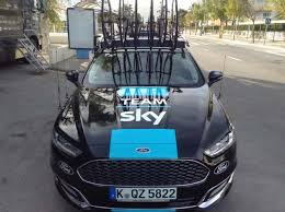 ford vehicles 2016 team sky to use ford team vehicles in 2016 gallery cyclingnews com