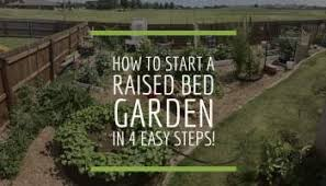 save by making your own raised bed potting soil mix from seed