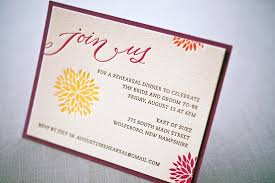 brunch invitation sle wedding dinner invitation wording vertabox