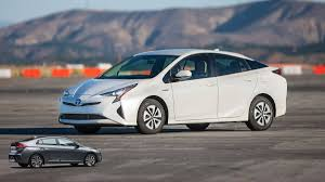 toyota big cars hyundai ioniq or toyota prius comparing specifications and