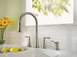 decorating cozy lenova sinks with dornbracht kitchen faucet for