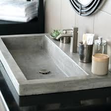 nsl under cabinet lighting bathroom sinks vanity trough sink in ash nsl a 2 for sale