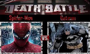 Superman Better Than Batman Memes - spider man vs batman by sonicpal on deviantart