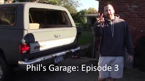 how to remove the tailgate from a gmc jimmy or k5 blazer youtube