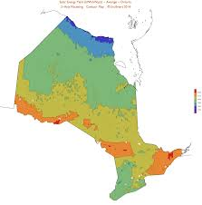 canadian map canadian solar maps by province ecosmart solar