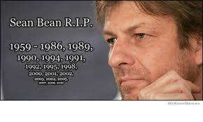 Sean Bean Memes - 25 best memes about sean bean sean bean memes