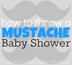 baby shower mustache i am momma hear me roar mustache baby shower