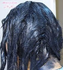 saphire black hair miwitch review l oréal paris excellence fashion sapphire black