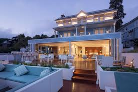 Mansions Amp More October 2012 The Mansion At Casa Madrona Hotel U0026 Spa Is Waterfront Luxury On