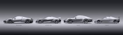 porsche concept sketch seeing things in perspective latest 3d model u0026 comparison shots