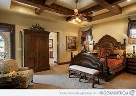 15 extravagantly beautiful tuscan style bedrooms tuscan style