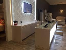 Commercial Desk Modular Art Wall Panels Creative Surfaces