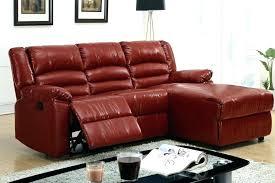 red leather sofa recliner u2013 dankit me