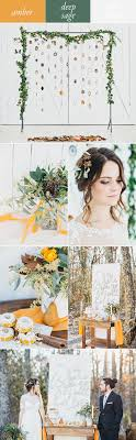 fall wedding color palette 5 gorgeous fall wedding color palettes junebug weddings