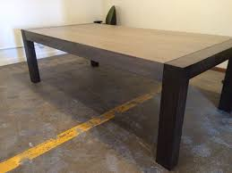 this is my personal favorite solid white oak butcher block solid white oak butcher block conference table grey stain