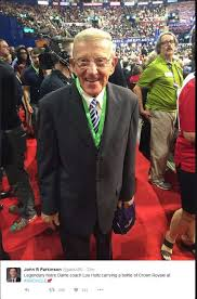 Lou Holtz Memes - lou holtz makes xenophobic comments during republican luncheon san