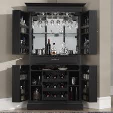 francesca corner bar armoire by american heritage billiards bar