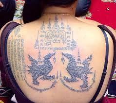 magic tattoo u0027 master gunned down in prachuap