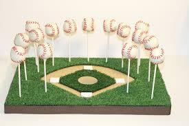 baseball cake pops cakecentral com