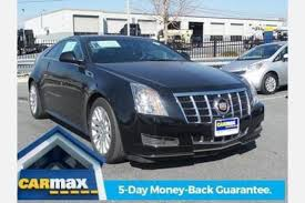 2012 cadillac cts colors used black cadillac cts coupe for sale edmunds