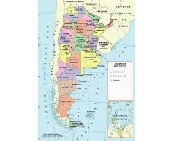 Buenos Aires Map Maps Of Argentina Detailed Map Of Argentina In English Tourist