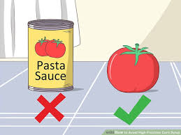 3 ways to avoid high fructose corn syrup wikihow