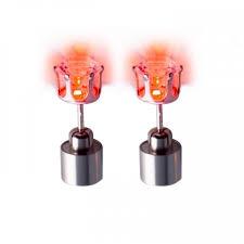 light up christmas earrings light up led zircon earring fakurma co uk