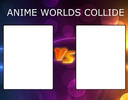 Anime Meme Generator - anime worlds collide meme template by stuanimeart on deviantart