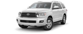 toyota suv sequoia 2018 toyota sequoia size suv anything but ordinary