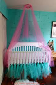 how to make canopy bed how to make a crib canopy out of tulle hometalk