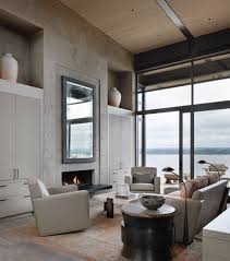 how to decorate interior of home decorating ideas for interior concrete walls