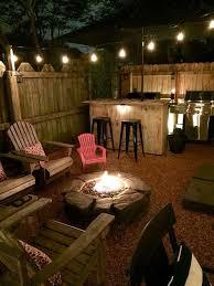Backyard Paradise Ideas 22 Backyard Pit Ideas With Cozy Seating Area Backyard