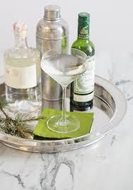 martini green classic holiday martini recipe crate and barrel