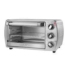 Toaster Costco Oster 6 Slice Convection Countertop Oven Brushed Stainless Steel