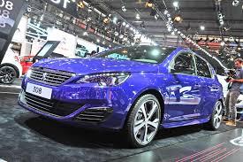 peugeot purple paris motor show 2014 peugeot 308 gt