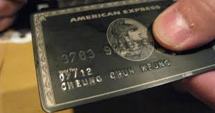 Centurion Card Invitation Top 10 Most Exclusive Credit Cards In The World