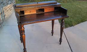 Antique Spinet Desk Secretary Desks Antique Secretary Desk U2013 Design Ideas U0026 Decors