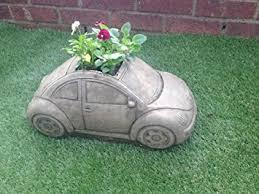 astons vw beetle concrete garden ornament co uk garden