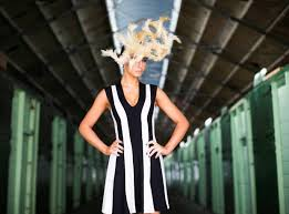 discover the hair show now we ve seen it all this is what a hat made of human hair looks