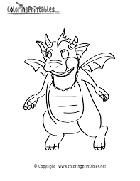 happy baby dragon coloring pages top kids colo 6934 unknown