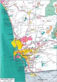 Marin Headlands Map Statemaster Maps Of California 57 In Total