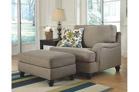Oversized Chair With Ottoman Hariston Oversized Chair Furniture Homestore