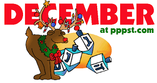 free powerpoint presentations about december holidays happenings