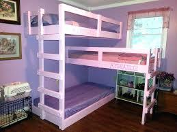 Three Tier Bunk Bed Tier Bunk Beds Sthree Tier Bunk Beds Monthlycrescent