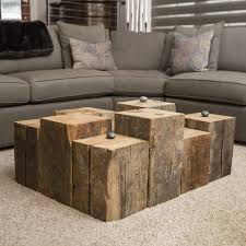 Diy Wooden Coffee Table Designs by Best 25 Reclaimed Coffee Tables Ideas On Pinterest Reclaimed