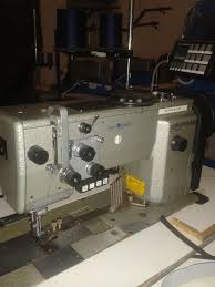 Awning Sewing Machine Sieck Dürkopp Adler Kl 767 Lg 73 Single Needle Special Sewing