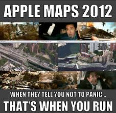 Ios Meme - apple maps 2012 what john cusack has to say about it ios 6