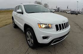 dodge jeep white 2015 jeep grand cherokee limited white new jeeps martinsville