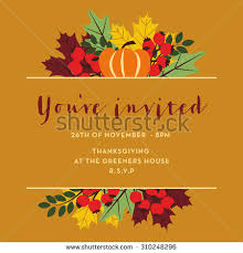 happy thanksgiving day vector banners traditional stock vector